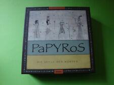 Papyros - Die Seele der Wörter