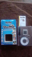 Vu-Me Digital Photo Key Chain Stores 70 Color Photos NEW IN BOX