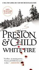 White Fire by Douglas Preston and Lincoln Child (2013, Hardcover, Large Type)