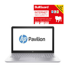 "HP Pavilion 15-CD028NA Laptop 15.6"" A10 8GB 1TB HDD Radeon 530 With BullGuard"