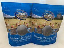 NutriSource Chicken Dog Training Bites *Grain Free*- two 6 oz bags