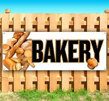 Bakery Advertising Vinyl Banner Flag Sign Many Sizes Available Usa