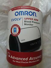 OMRON EVOLV UPPER ARM BLOOD PRESSURE MONITOR BP7000 BRAND NEW, SEALED