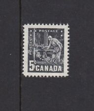Canadá 1957 estampillada sin montar o nunca montada SG499 industria minera minero Taladro neumático