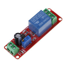 DC 5V NE555 timer switch adjustable module 0-10s time delay relay moduleNMCA HCA