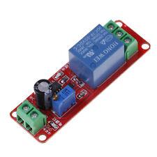 Dc 5v Ne555 Timer Switch Adjustable Module 0 10s Time Delay Relay Modaa