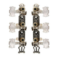 6pcs Classical Guitar Tuning Pegs Single Machine Heads Tuners Keys String Music