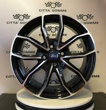 "4 Cerchi in lega Ford Fiesta Fusion B-Max Ecosport Focus KA 15"" NUOVI, OFFERTA!!"
