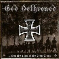 GOD DETHRONED - UNDER THE SIGN OF THE IRON CROSS  CD HEAVY / THRASH METAL NEUF
