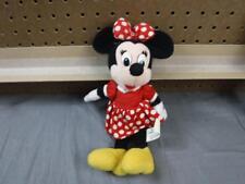 Plush Walt Disney World Disneyland Vintage Minnie Mouse 11 inch tall