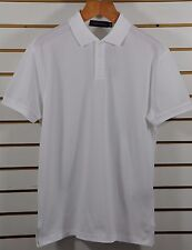 NWT Men's Ralph Lauren Black Label, Stretch Mesh Polo. Size L. $195. Made In USA