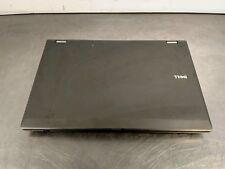 Dell Latitude E5510 CORE i5 Laptop