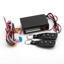 Universal Car Keyless Central Remote Control Kit Door Locking Alarm Entry System