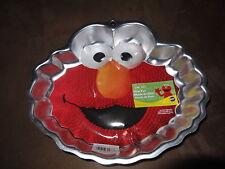 Wilton Sesame Street Elmo Cake Pan-Decorating Instructions Included-New