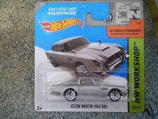 Hot Wheels 2014 #200/250 ASTON MARTIN 1963 DB5 James Bond Batch M New Casting