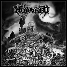Horrified - Descent Into Putridity (UK), CD