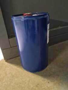 20L Empty Drum metal excellent for mini BBQ or bulk liquid storage