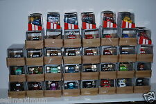 NEW DISNEY STORE LOT of 37 CHASE Cars, display case, 1:43 scale diecast, Limited