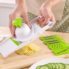 Multi Mandoline Vegetable Slicer Grater Kitchen Set Dicer Slicer Potato Carrot