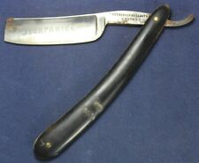 "Seeberger, Breakey & Co ""Nonpariel"" 13/16 Straight Razor w/ Etched Blade"