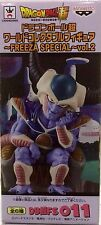 DRAGON BALL Z WCF FREEZA SPECIAL vol. 2 KING COLD 011 FIGURE FIGURA NEW