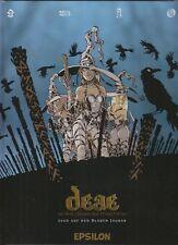 3 HC-Alben Deae  Nr. 1 - 3 von Erik in Topzustand !!!