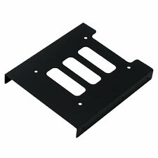 """2.5"""" to 3.5"""" Bay SSD Metal Hard Drive HDD Mounting Bracket Dock Tray Adapter AFH"""