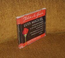 TRIBUTO A LOS GRANDES -LUIS MIGUEL Por el Grupo Santa Clara Spanish language CD