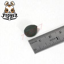 Unibrick Minifig German Wwii Headwear_ M34 Green Side Cap _ Custom Brick Un001D