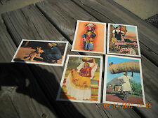 VTG Postcards women of the world Australia,Europe..Africa,China, Central America