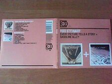 *** ROD STEWART *** EVERY PICTURE TELLS A STORY / GASOLINE ALLEY *** 2 CDs