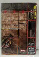 Marvel Heroclix Amazing Spiderman BELL TOWER Indoor Outdoor  2 Sided Map