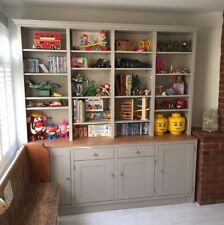 KITCHEN DRESSER  Unit Large Shelf 1800mm Wide painted any farrow & ball colour