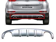 Genuine OEM Rear Dual Diffuser Skid Plate (Fits: KIA 2017+ Sportage QL)
