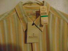 NWT's Men's Tommy Bahama Three Stripes Your Out JoJoba Shirt-L