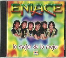 Enlace Lo Mejor De Lo Mejor Latin Music CD