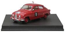 "Saab 96 #1 Carlsson-Brown ""Winner RAC Rally"" 1961 (Troféu 1:43 / 1506) TOP PRICE"