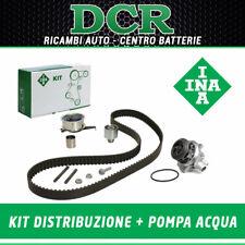 Kit Distribuzione INA + Pompa Acqua BUGATTI VW GOLF VII 1.6 TDI 110CV 81KW