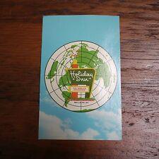 Vintage Mid Century 60s 70s HOLIDAY INN The Worlds Innkeeper Unposted Postcard