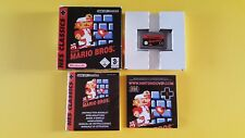 SUPER MARIO BROS. / Jeu Game Boy Advance Complet / NINTENDO GBA EUR