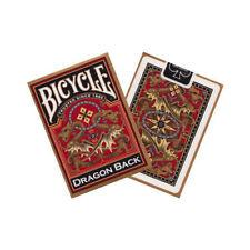 Jeu de cartes de poker neuf Bicycle Dragon Back
