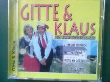 CD - Gitte & Klaus - Ich bin wieder in Deutschland zu Haus - Was fürs Herz