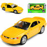 Ford Mustang IV GT Coupe Gelb 1994-2004 Version ab Facelift 1999 ca 1/43 1/36-..