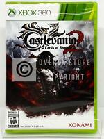 Castlevania: Lords of Shadow 2 - Xbox 360 - Brand New | Factory Sealed