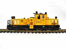 """LGB 20670 - Track Cleaning Locomotive with """" Direct"""" Interface for MTS Decoder"""