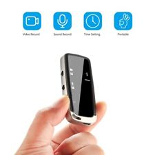 16Gb Portable Mini Camera 480P Digital Voice Video Recorder for Lectures Meeting