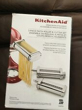 kitchenaid stand mixer attachment 3-piece pasta