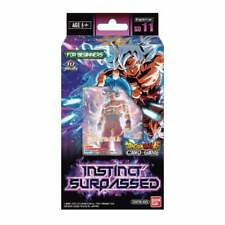 Dragon Ball Super Card Game Instinct Surpassed Starter Deck SD11 Z