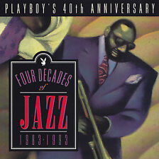 PLAYBOY'S 40th ANNIVERSARY - CD - FOUR DECADES OF JAZZ 1983 - 1993 - Disc Four