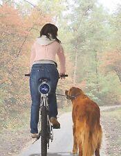 Dog&Roll Automatische Hundeleine für Fahrrad Fahrradhalter Hund